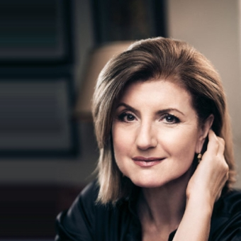Arianna Huffington - On the importance of meditation, balance and sleep, and why you shouldn't charge your iPhone in your bedroom. Click here to read.