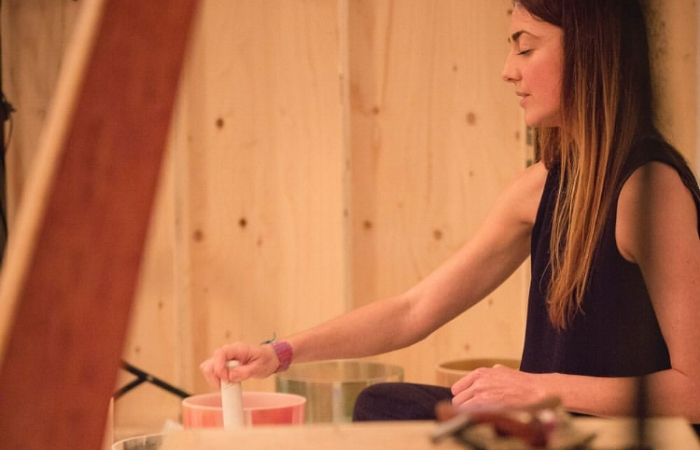 Coming Up... Carly has a series of events to support balance and well being - coming up next is movement and sound healing - supporting you to move your body to release and let go ending with a deeply restful sound bath with the Alchemy Crystal bowls. Register to hear more.