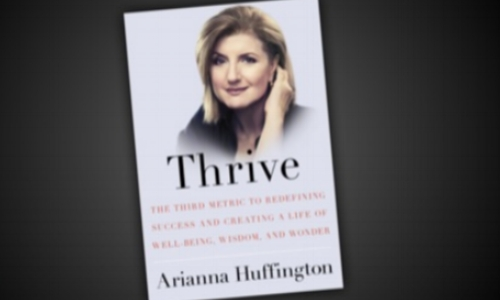 Thrive - Arianna Huffington