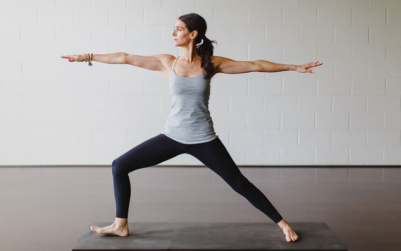 Yoga - Some simple and straightforward yoga exercises that you can do just about anywhere