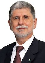 Ambassador Celso Amorim (2015)