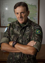 Lt Gen Floriano Peixoto Vieira Neto (2016)