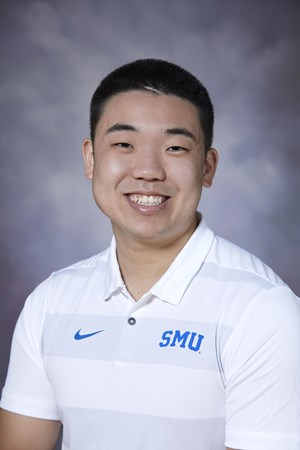 Coach Chino Lee SMU Volleyball Volunteer Assistant