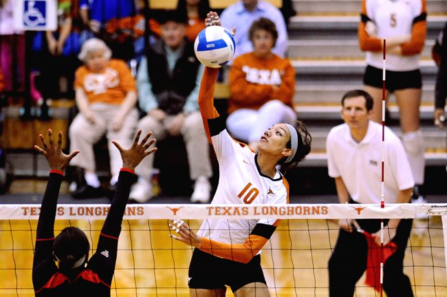 Haley Eckerman  University of Texas OH AVCA All -American 2012 NCAA Volleyball National Champion    Professional Volleyball Player Assistant Coach Lamar University