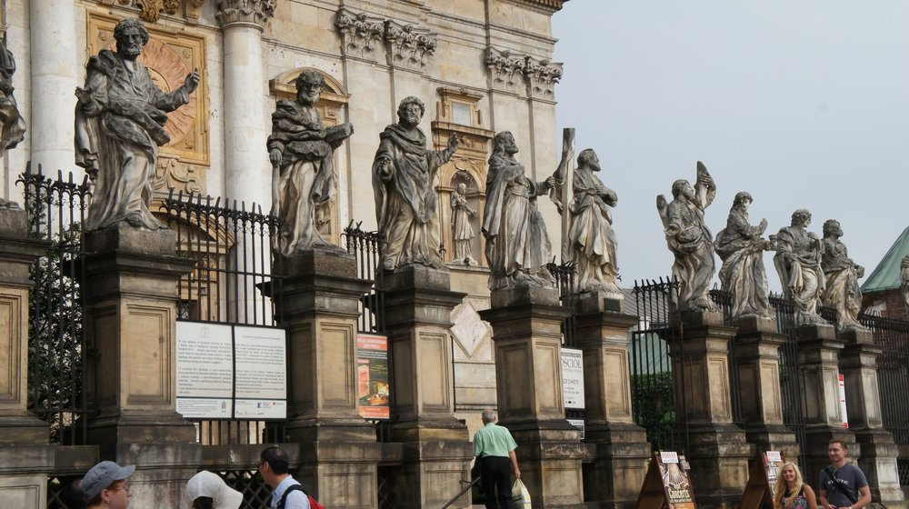 krakow saints