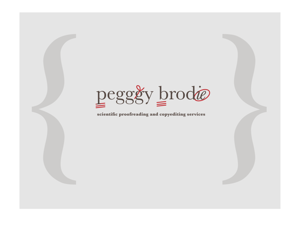 Website Design; Peggy Brodie
