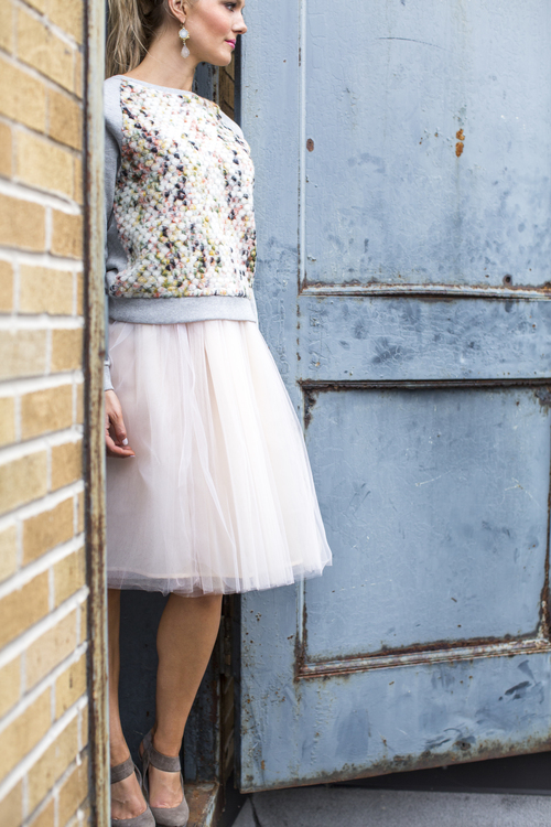 Signature Tulle Skirt