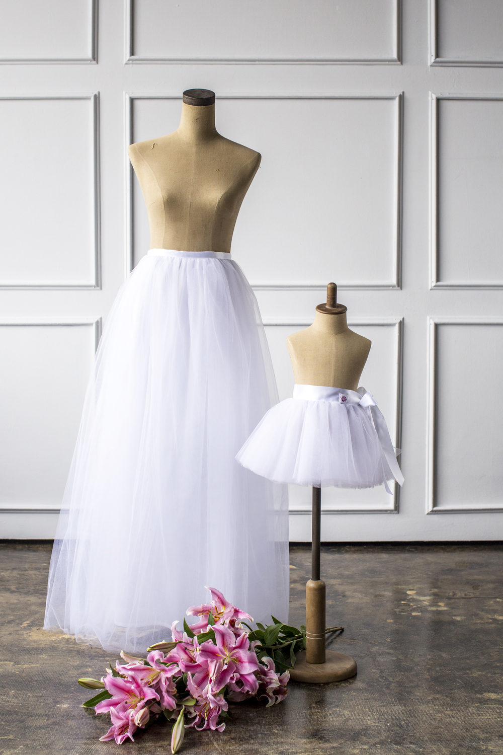 Bridal Collection Flower Girl Tutus
