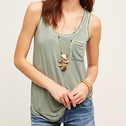 women's relaxed essential tank