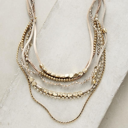 Anthropologie Collar Necklace