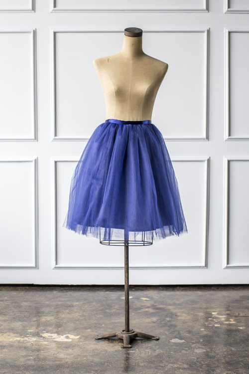 Signature Tutu in Navy