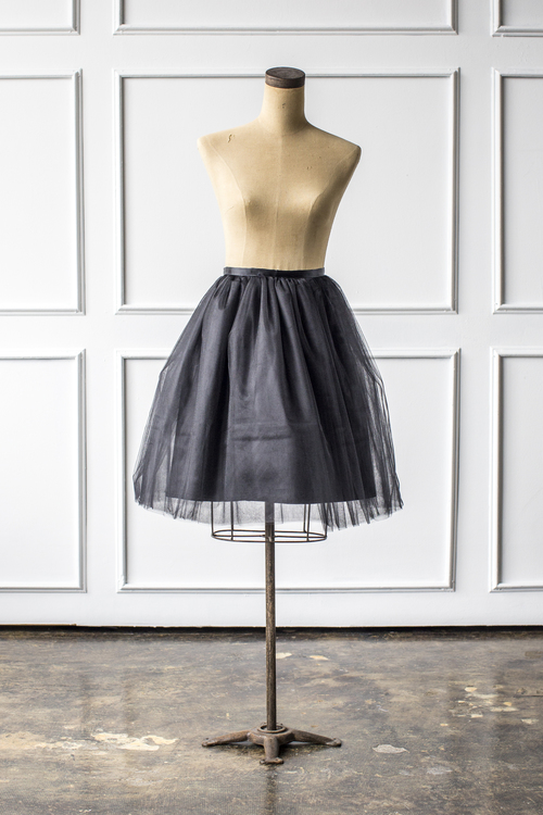 Signature Tutu in Black