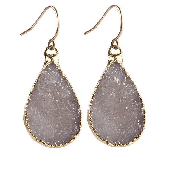 Teardrop Earrings Mickey Lynn