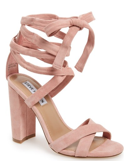 Christy Wrap Around Heels