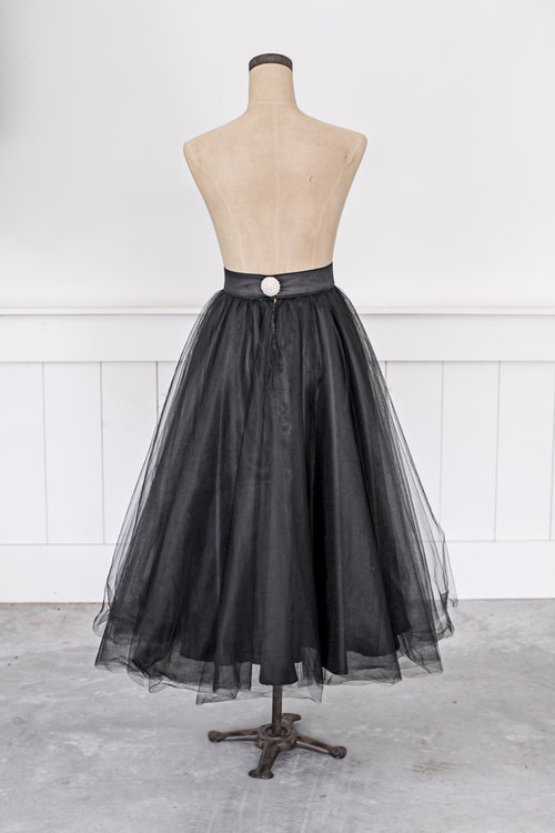 Calf Length Midi Tutu (Multiple Colors)
