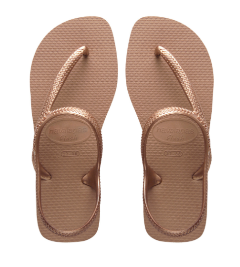 FLASH URBAN SANDAL ROSE GOLD