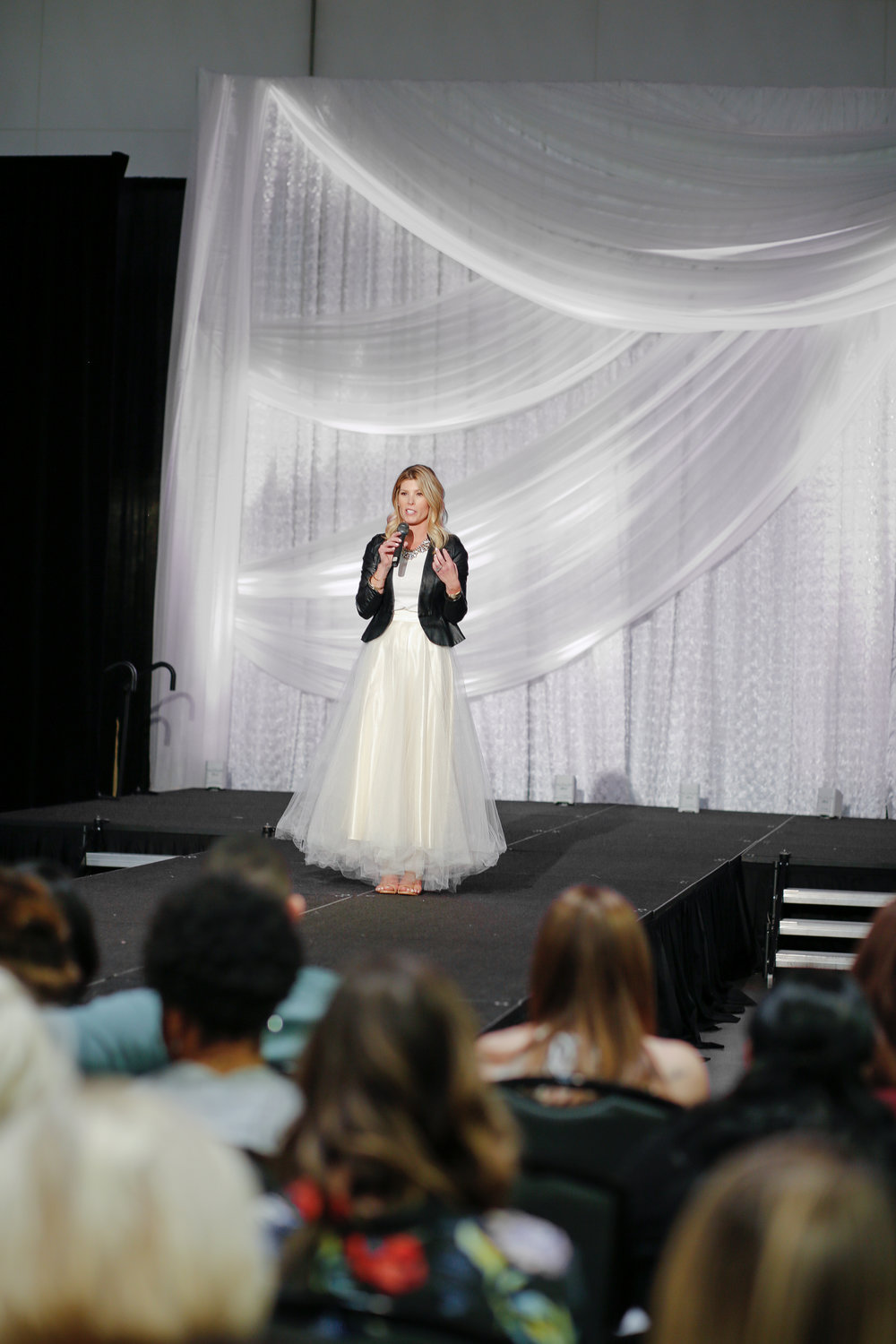 The Pink Bride Keynote, Living With Landyn