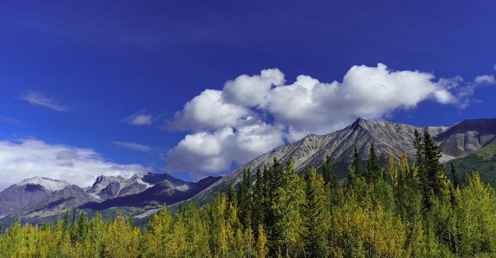 Wrangells Mountains - Alaska