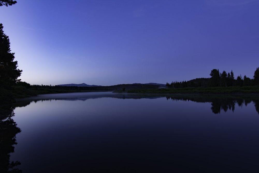 Morning Mirror - Grand Teton National Park, WY