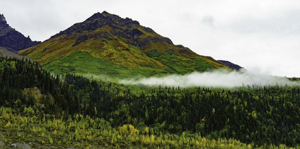Bonanza Mine Trail - Kennecot, AK