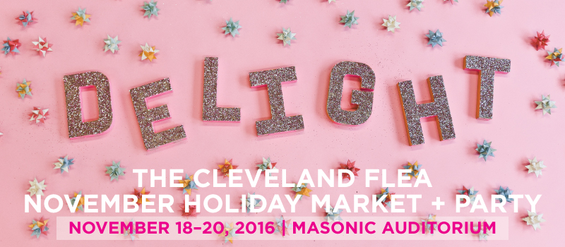 Cleveland Flea Holiday Market