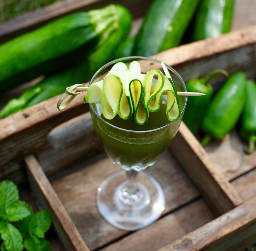 Zucchini Mocktail