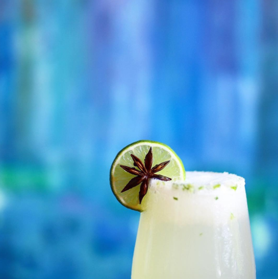 Chai Pear Daiquiri