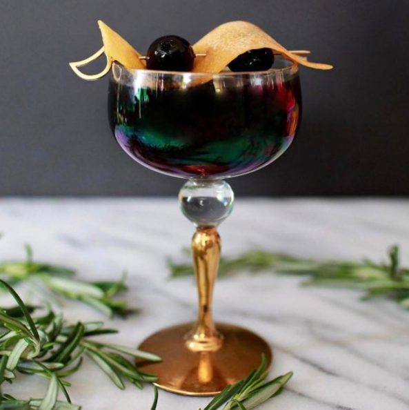 Bittersweet Coffee Mocktail