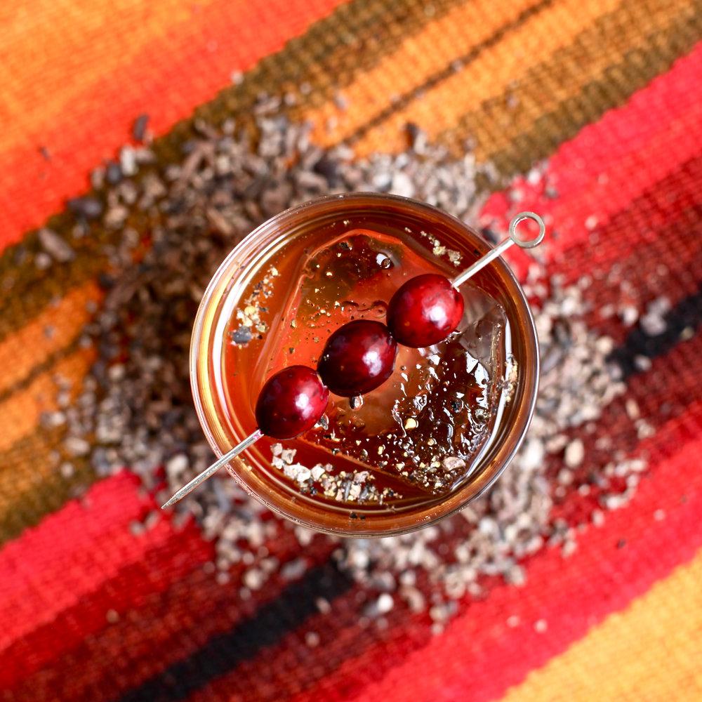 cranberry hibiscus -