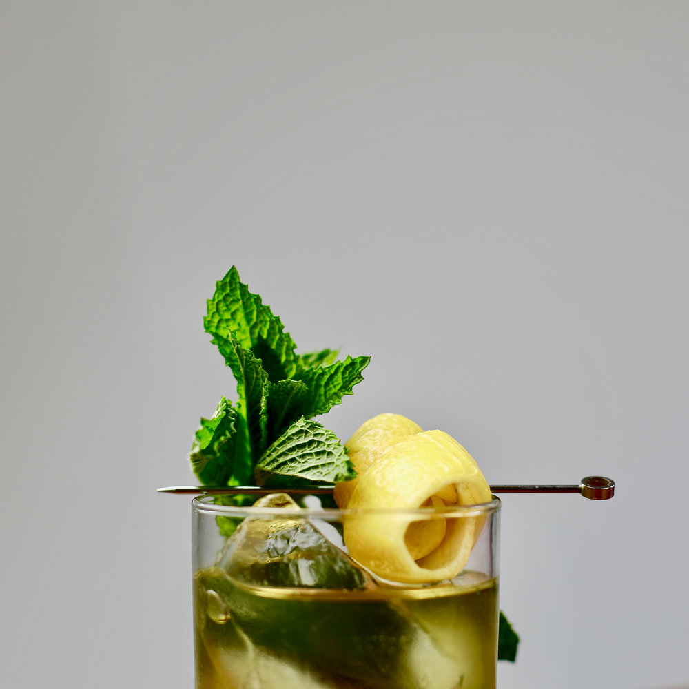 lemon mint -