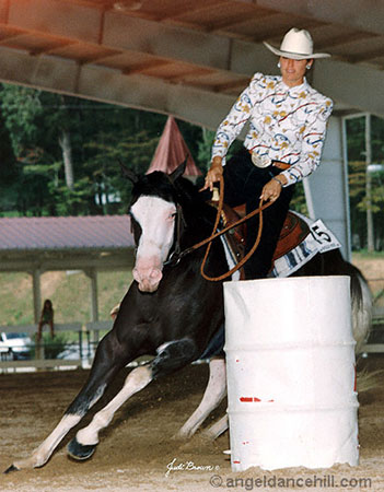 Silky Keno, Barrel Racing ROM