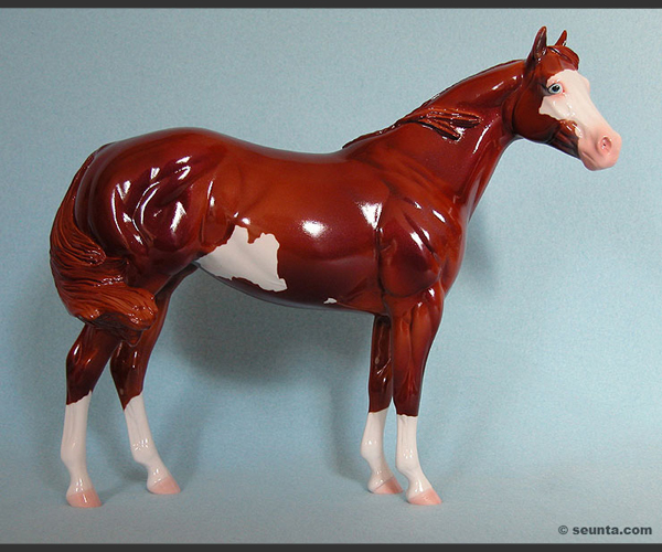 2006 Stone Horses : Glossy : only 15 made for Peach State Live : COA