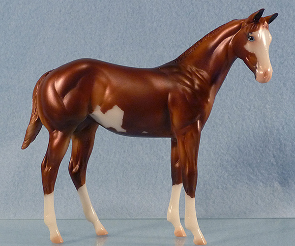 2006 Stone Horses : Matte : weanling test : only 1 made : signed