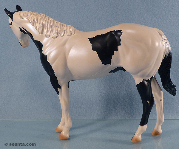 2006 Stone Horses : Pearl : only 15 made  :  COA