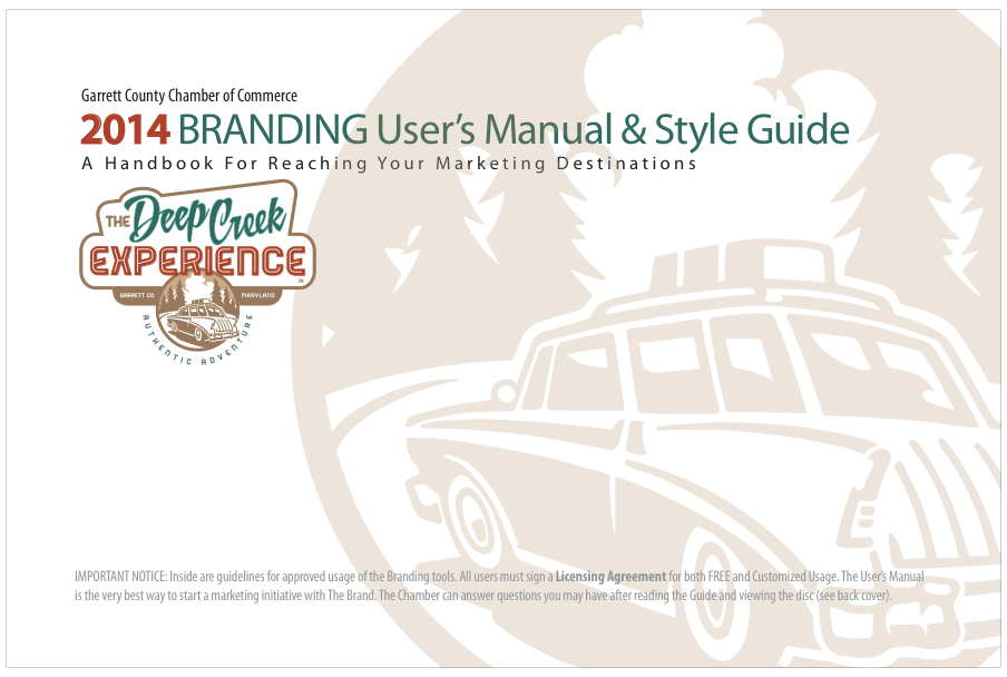 The Style Guide for The Brand