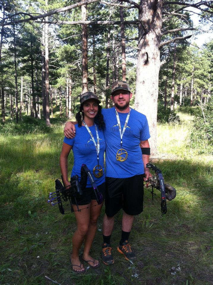 Jesse and Amanda- Train to Hunt Champions