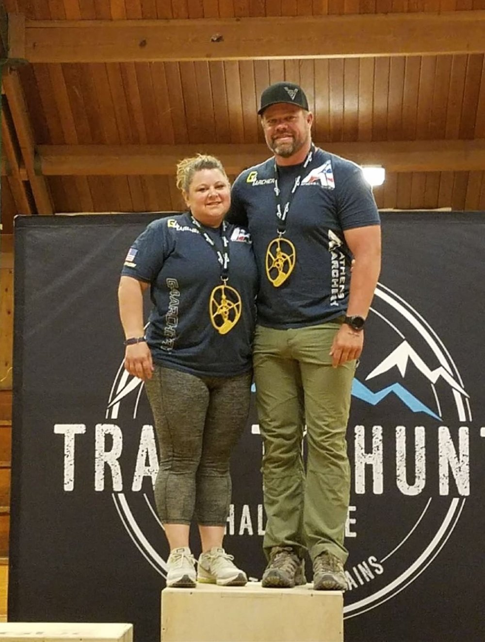 2017 Train to Hunt Oregon Co-ed Team Gold