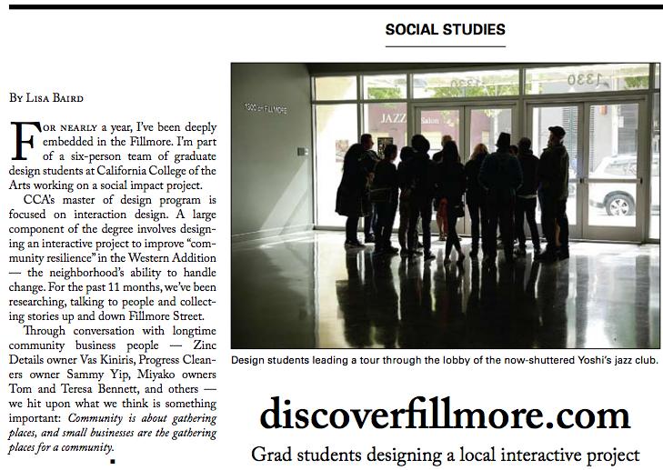 Social Studies: DiscoverFillmore.com