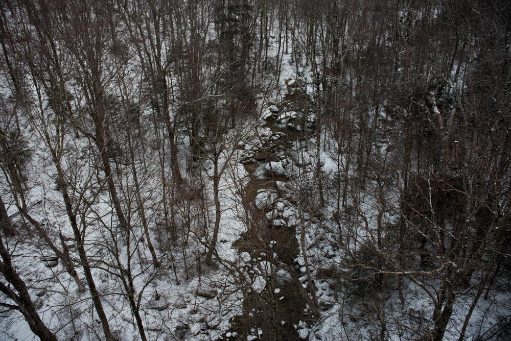 Franconia, New Hampshire.Monday, Jan. 11, 2016.