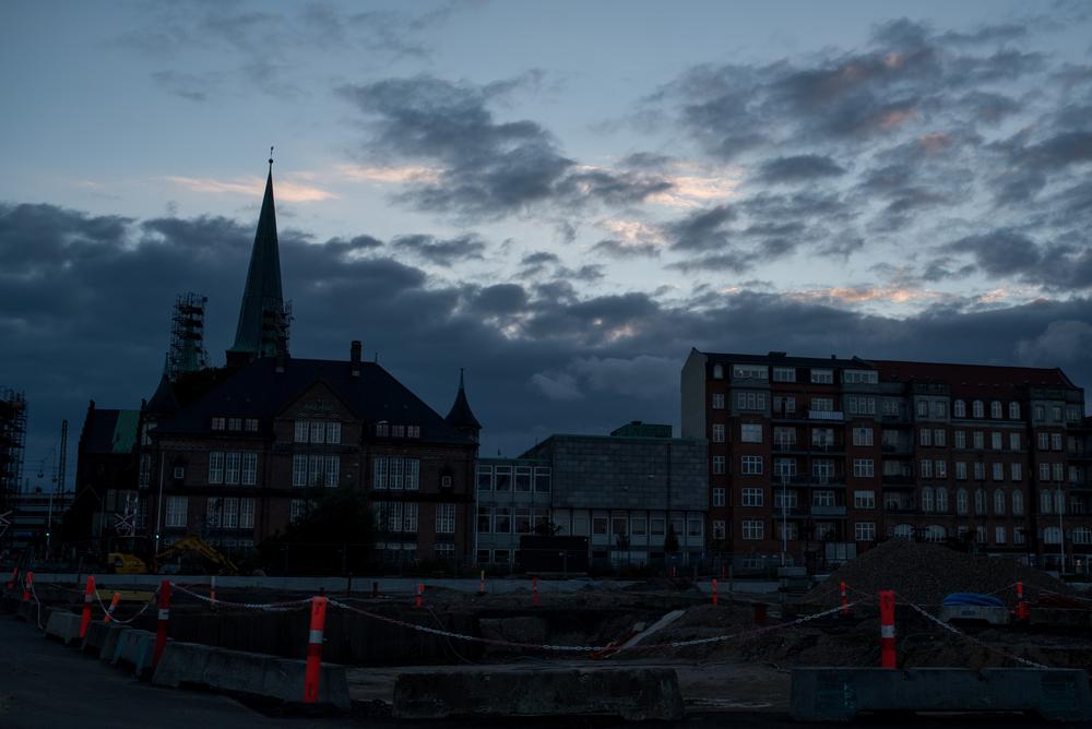 8/4/16 – Aahrus, Jutland – Avery and I visit Aarhus, a city in northern Denmark on Thursday, Aug. 4, 2016. (Photo by Nicholas Pfosi)