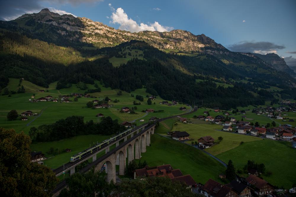 8/14/16 – Frutigen, Bern – Hanging around in Switzerland with family on Sunday, Aug. 14, 2016. (Photo by Nicholas Pfosi)