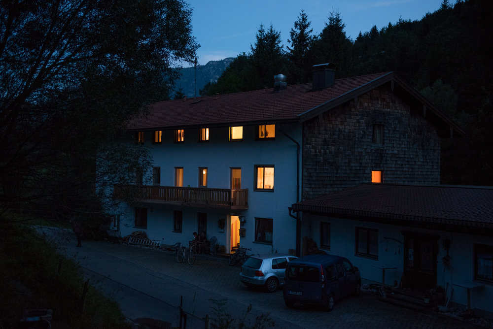 8/19/16 – Inzell, Bavaria – The Fantenberg Gasthof in Inzell, Germany on Friday, Aug. 19, 2016. (Photo by Nicholas Pfosi)