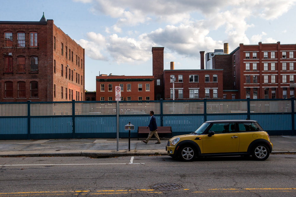 Lowell, MA - 8/25/17 - in downtown Lowell on Friday, August 25, 2017. (Nicholas Pfosi for The Boston Globe) Reporter: Catie Edmondson Topic: 24lowellfuture(2)