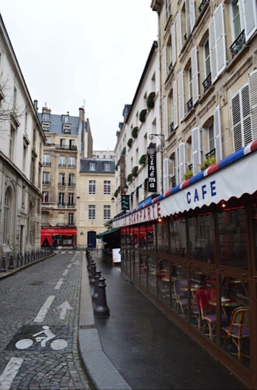 "After walking down the quaint streets of Saint-Germaine, you head over to Relais de l'Entrocote (that little restaurant at the end of the street with the red awning) to have the best steak with a secret sauce (gravy) and potatoes that you have ever had! This is all part of the ""French Way"" experience. So now every day, when you take care of your skin morning and night, you can have your own personal, French experience. Fantastique!"