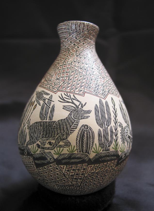 Juan Mata Ortiz Pottery