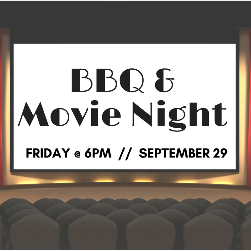 Final Day: 9/29 - On Friday the 29th, Newman will be concluding both Welcome Week and the first week of classes with a BBQ and Movie Night. Come join us for fresh-off-the-grill hamburgers and hotdogs, fruit, and snacks for the movie. Vegetarian options will be available. We hope to see you there to celebrate the end of Welcome Week with us!More Info