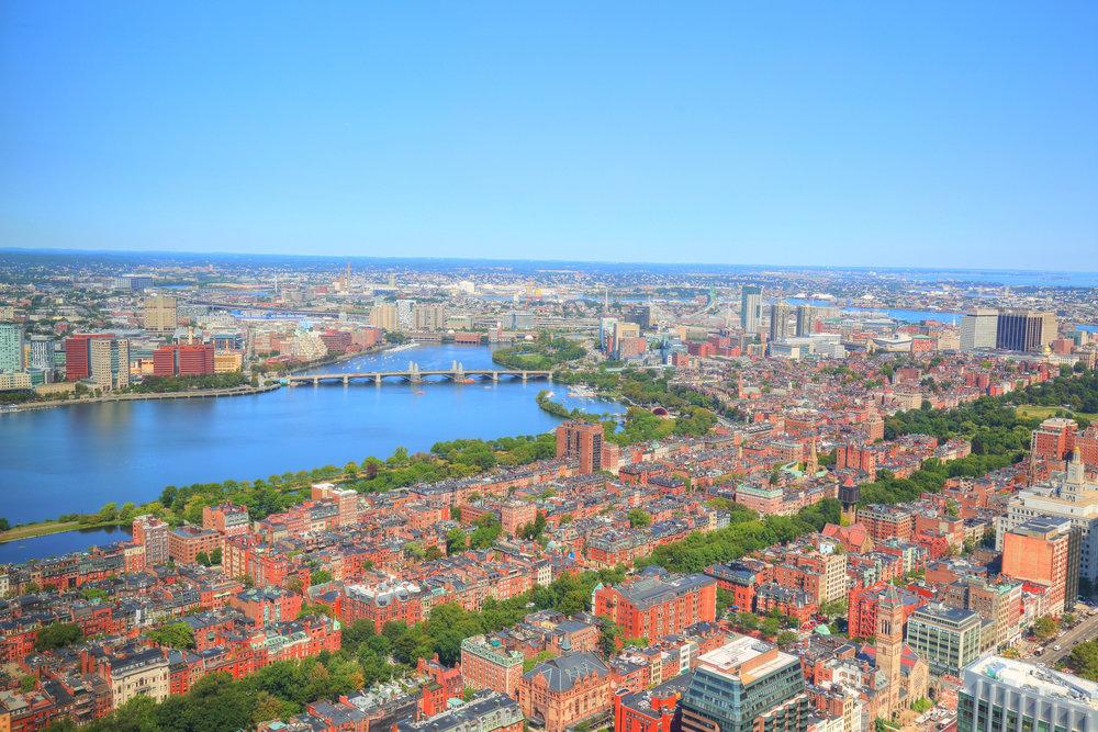 Case Study:  BOSTON, GREATER BOSTON REGION, USA