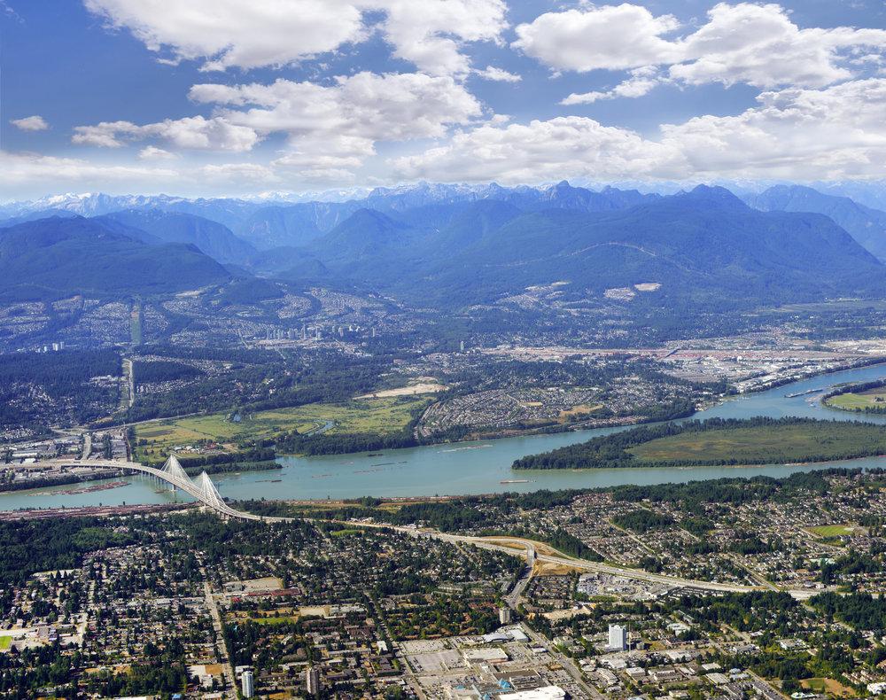 Case Study – SURREY, METRO VANCOUVER REGION, CANADA