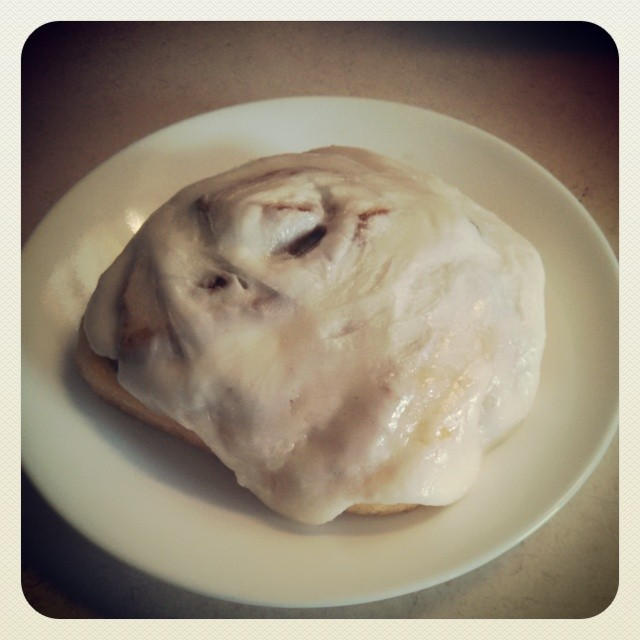 Amish Cinnamon Roll Big Rapids, MI