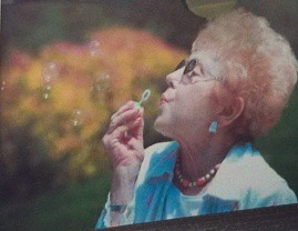 This is my all-time favorite picture of my grandma